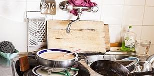 Mutfağınızın Evinizdeki En Tehlikeli Yer Olduğunu Biliyor muydunuz?