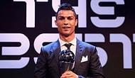 FIFA 2017 Yılının En İyileri Belli Oldu! Yılın Futbolcusu Ödülünü Ronaldo Kazandı
