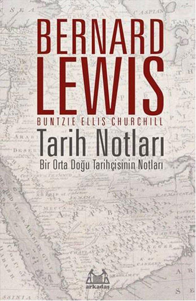 8. Tarih Notları - Bernard Lewis