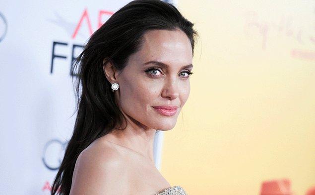 13. Angelina Jolie