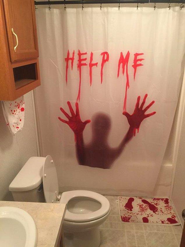 """17. """"Eşim misafir odasını istediğim gibi dekore edebileceğimi söyledi. Ardından birkaç çığlık duyuldu..."""""""