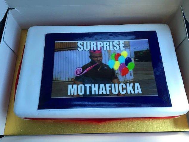 """28. """"Kocam doğum günü pastası istemediğini söyledi."""""""
