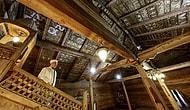 Ustalık Bu Olsa Gerek: Çivi Kullanılmadan Yapılan Göğceli Camisi 811 Yıldır Ayakta