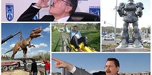 5 Cumhurbaşkanı 20 Hükümet Eskitti: Polemiklerle Geçen 33 Yılda Melih Gökçek'in Siyaset Serüveni