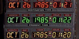 Bir Zaman Makinen Olsaydı İlk Hangi Yıla Giderdin?