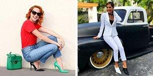 Modanın Bu Noktaya Geleceği Belliydi: Birbirinden Farklı Tekli Ayakkabılar Trend Oluyor