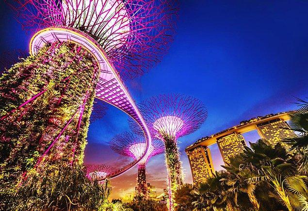 Artık dünyanın en geçerli pasaportu küçük bir şehir devleti olan Singapur vatandaşlarına ait.