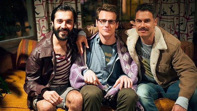 9. 'Looking' ve üç eşcinsel arkadaşın güzel dostlukları, sosyal yaşamları, iş hayatları...