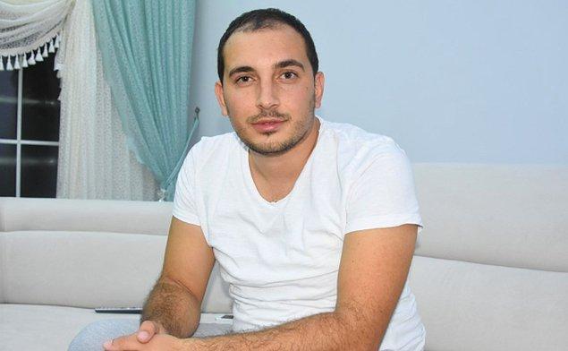 İlçede emlakçılık yapan ve Parhan ile aynı araçta bulunan 26 yaşındaki Murat Aksoy, yaşadıkları hayatta kalma mücadelesini anlattı.