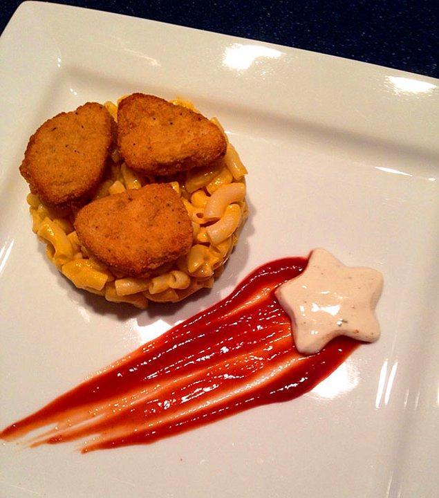 1. Bir restorana sahipsen yeğenin nugget isterse her şeyi yaparsın!