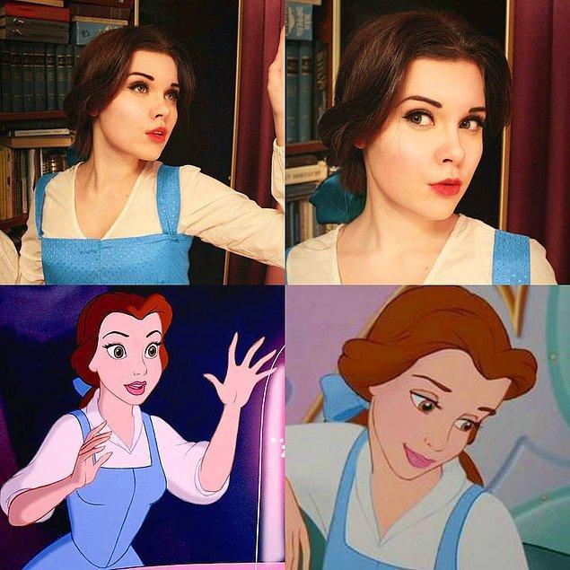 8. Belle - Güzel ve Çirkin
