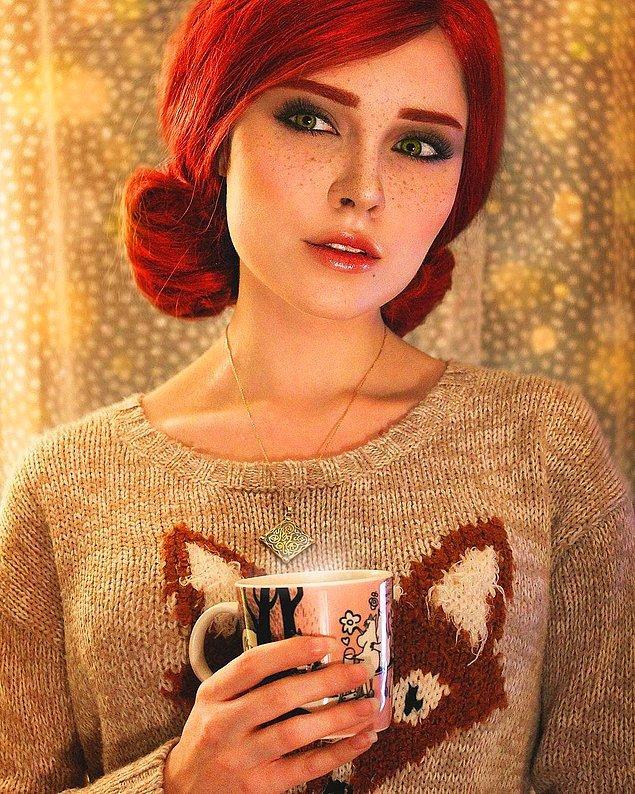 12. Tris Merigold - Witcher 3