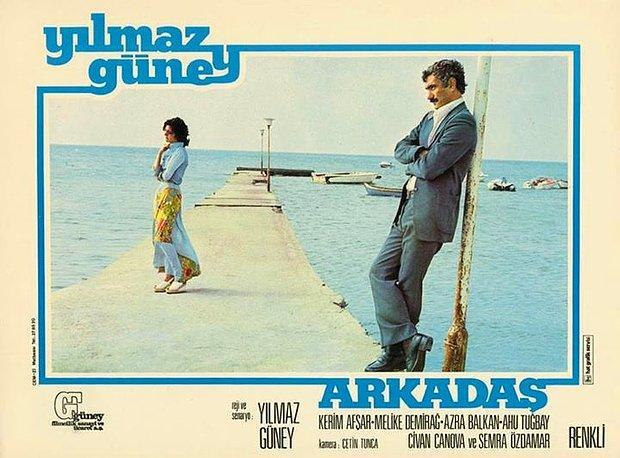 Arkadaş   1974   IMDB / 7,2