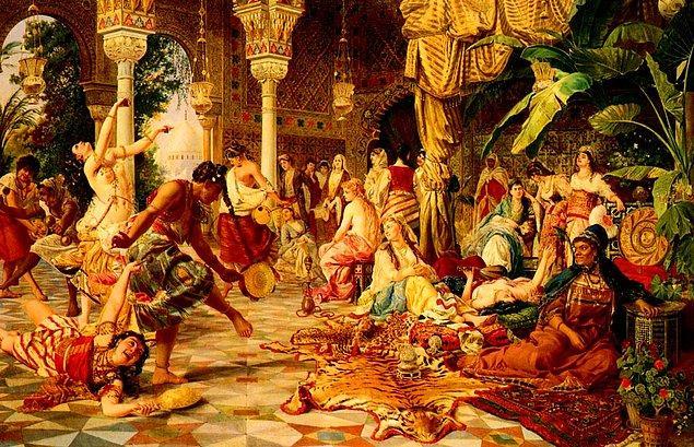 4. Karamel, Araplar tarafından; haremdeki kadınların şeker gibi yemesi amacıyla üretilmiştir.