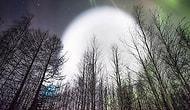 Uzaylı Tartışmaları Süredursun Sibirya Semalarında Ortaya Çıkan UFO Herkesi Şaşkına Çevirdi!