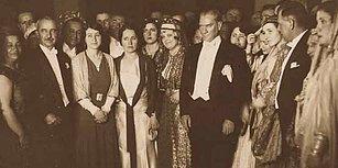 Ah O Eski Günler! İşte Mustafa Kemal Atatürk ile Bir Başka Güzel Olan Cumhuriyet Baloları
