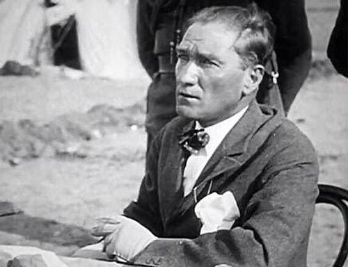 Büyük İnsan Mustafa Kemal Atatürk'ü Baktıkça Daha da Özleten Az ...