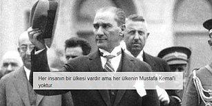 Doğum Günün Kutlu Olsun Türkiye! Sosyal Medyadan Öne Çıkan 23 Paylaşımla Cumhuriyetimizin 94. Yılı