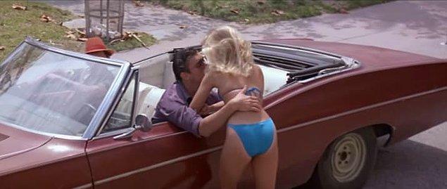 4. Tammy Lynn Leppert, 'Scarface'te Manny'nin dikkatini dağıtan sarışın kız, çekimler bittikten hemen sonra ortadan kayboldu ve bir daha onu gören olmadı.