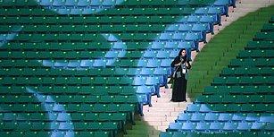 Yasak Kısmen Kalkıyor: Suudi Arabistan'da Kadınlar Stadyuma 'Aileleriyle Birlikte' Girebilecek