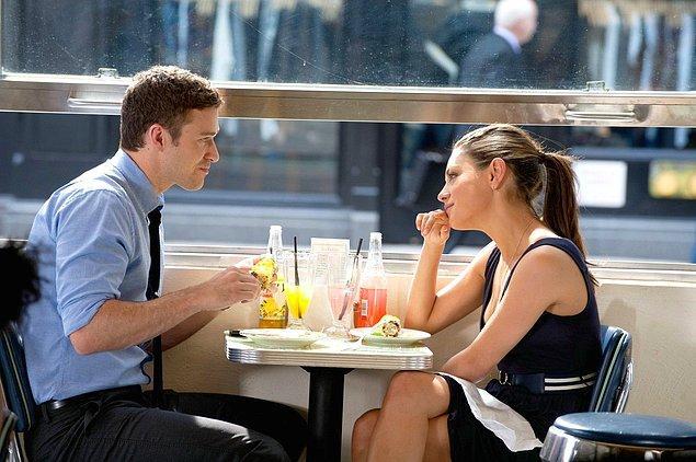 5. Yeni tanıştığı kadına saniyeler içerisinde mesafesiz davranan yılışık