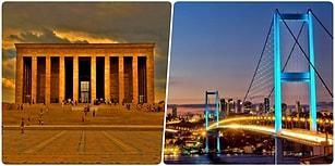 Yüzde Kaç Ankara Yüzde Kaç İstanbul'sun?