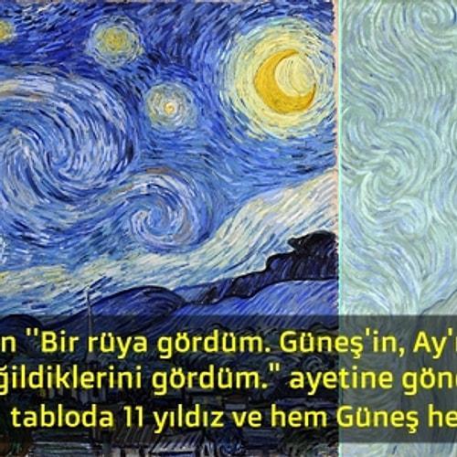Van Gogh Un Yildizli Gece Tablosu Hakkinda Sizi Fikir Sahibi
