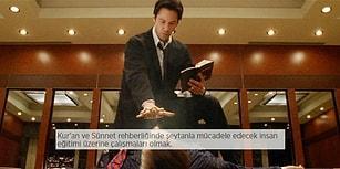 Bir Constantine Kolay Yetişmiyor: Üniversiteden 'Şeytanla Mücadele Edecek Yardımcı Doçent' İlanı