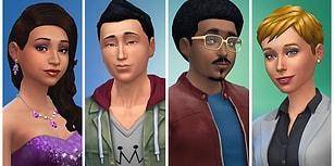 Verdiğin Cevaplara Göre Sims Karakterini Söylüyoruz!