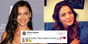 Pek Fazla Bilinmese de Tatar Kızlarının Efsane Güzelliklerinin Sebebi Olan 13 Özelliği
