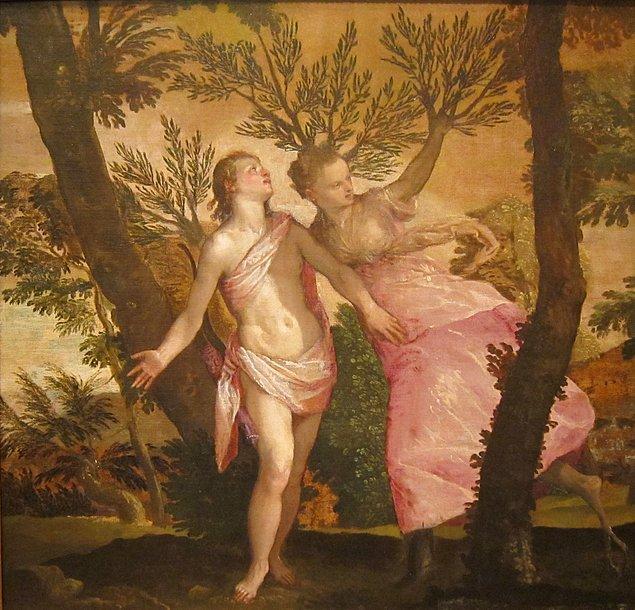 İmkansız Bir Aşkın Peşinde: Apollon ile Daphne
