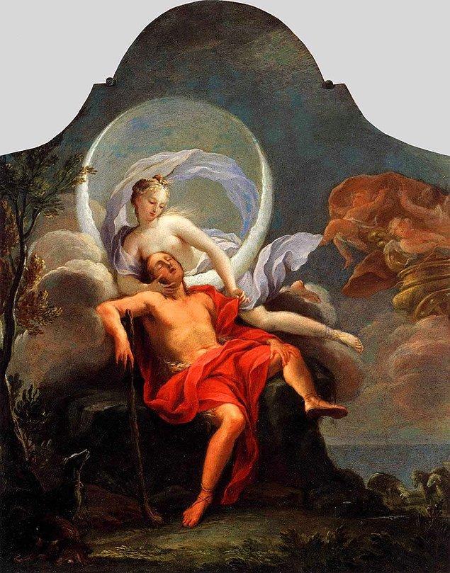 Sonsuz Uykuyu Dileten Aşk: Selene ile Endymion