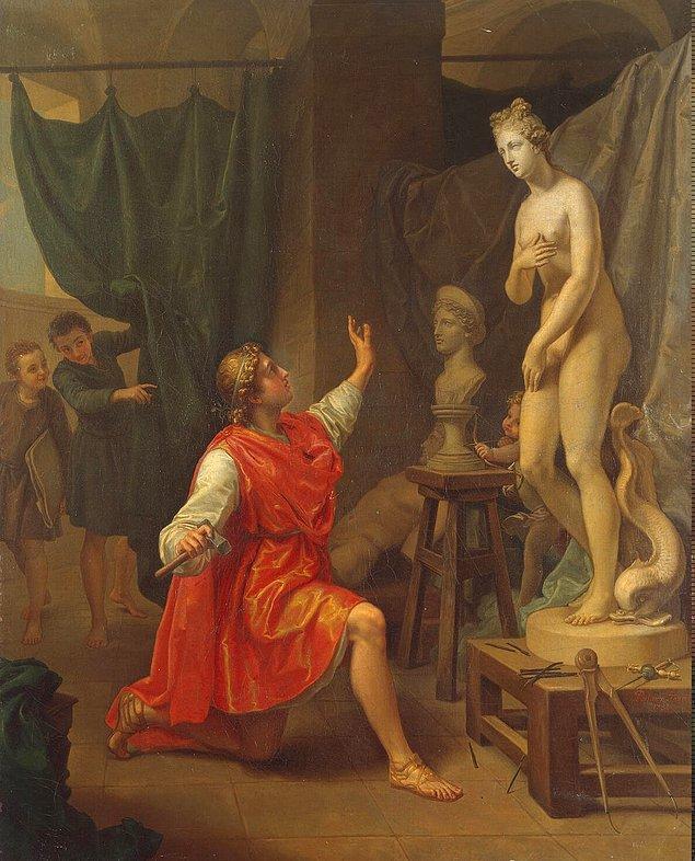 Bir Kompleksle Hayat Bulan Aşıklar: Pygmalion ile Galatea