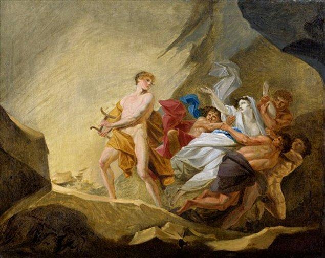 Merak Bu Sefer Bir Aşkı Öldürdü: Orpheus ile Eurydike