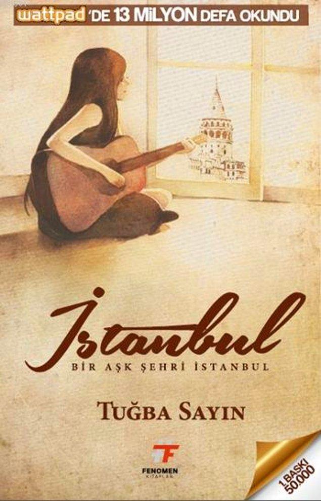 6. İstanbul-Tuğba Sayın
