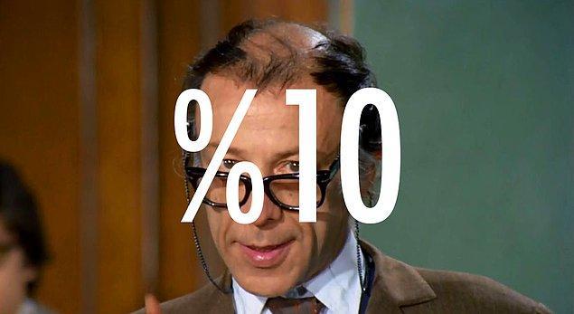 Sen ortaokul bilgilerinin %10'unu hatırlıyorsun!