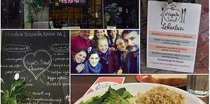 Hayata Sarıl Lokantası Açıldı! Evsizlere Yemek ve İş İmkânı Sağlayan Projenin Mimarı Ayşe Tükrükçü