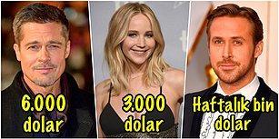 Ünlü Oyuncuların Kariyerlerinde Önemli Yer Tutan Filmlerden Kazandıkları Paralara Şok Olacaksınız!