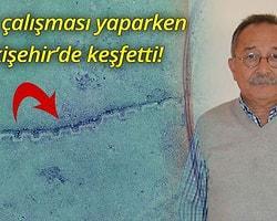 Eskişehir'de Kurtuluş Savaşı'ndan kalan mevziler bulundu
