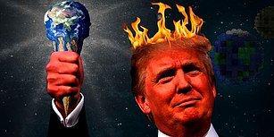Donald Trump Çevreyi Nasıl Değiştiriyor?