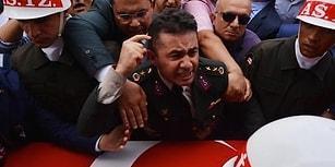Bunu da Gördük: Kardeşi Şehit Düşen Eski Yarbay, Akşam Gazetesi Tarafından 'Terörist' İlan Edildi