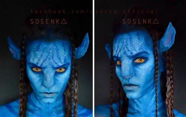 10. Na'vi, Avatar