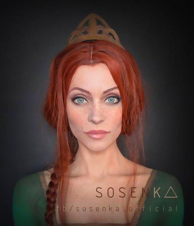 15. Prenses Fiona, Shrek