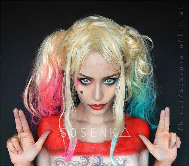 17. Harley Quinn