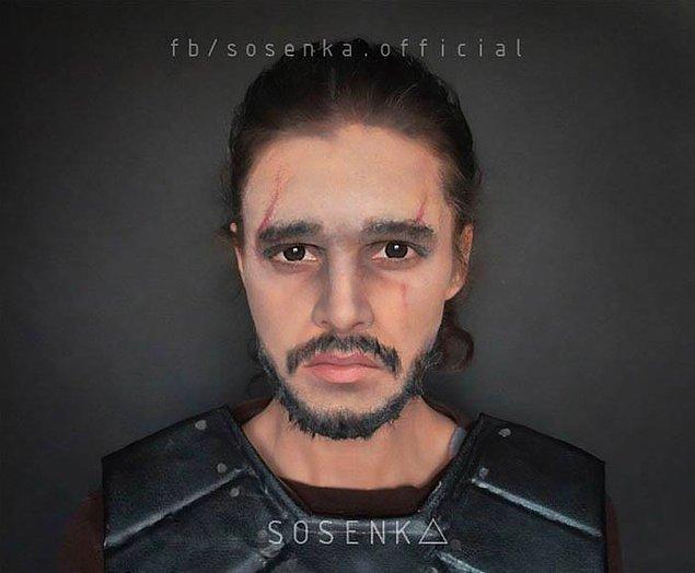 18. Jon Snow, Game of Thrones