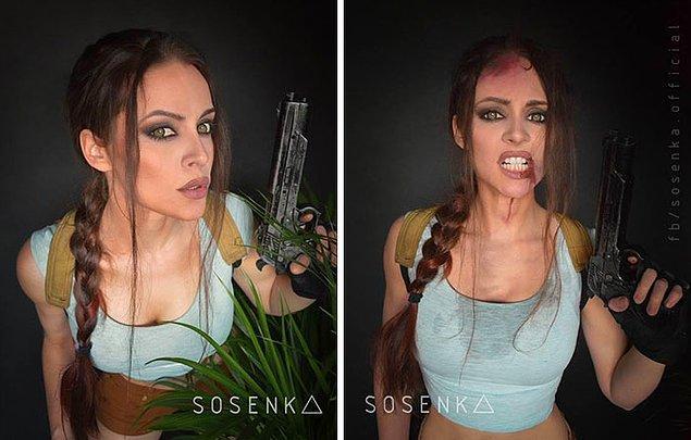 19. Lara Croft