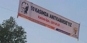 AKP'li Teşkilatlar '10 Kasım'da Anıtkabir'deyiz' Dedi: Atatürk Anmasına Katılacaklar İçin İstanbul'dan Otobüs Kalkacak