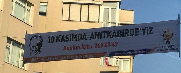Sosyal medya parti tarafından düzenlenecek olan ziyareti ve ziyaret için hazırlanan afişleri konuşuyor 👇