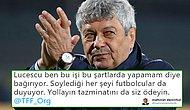 Lucescu Önderliğindeki Milli Takım Oynadığı Futbolla Hayal Kırıklığı Yaratmaya Devam Ediyor! İşte Tepkiler