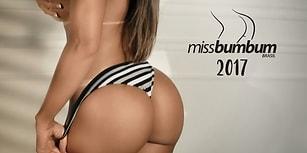Miss BumBum 2017'de En Güzel Popo Seçildi: Rosie Oliveira